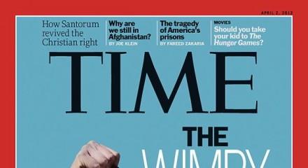 TIME April 2 2012